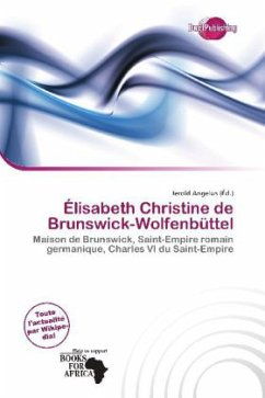 Lisabeth Christine de Brunswick-Wolfenb Ttel