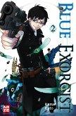 Blue Exorcist Bd.2