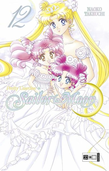 Buch-Reihe Pretty Guardian Sailor Moon