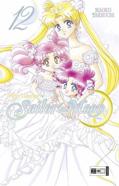 Buch-Reihe Pretty Guardian Sailor Moon