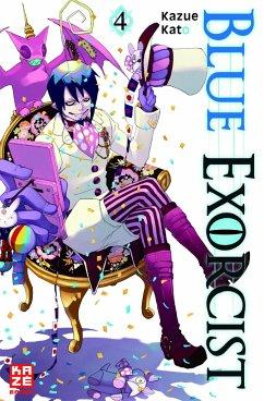 Blue Exorcist Bd.4 - Kato, Kazue