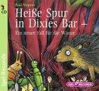 Heiße Spur in Dixies Bar, 3 Audio-CDs