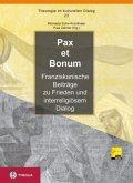 Pax et bonum