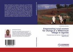 Empowering rural women for change in a Millennium Village in Uganda