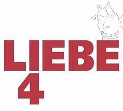 LIEBE 4, 1 Audio-CD - Rether, Hagen