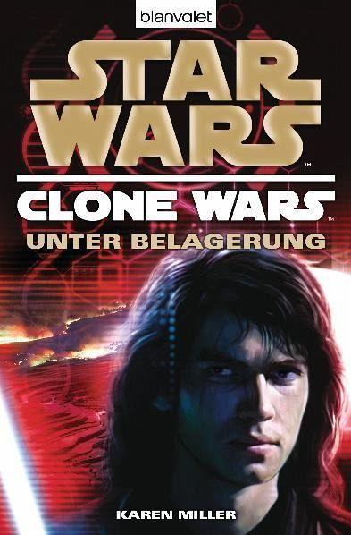 Buch-Reihe Clone Wars
