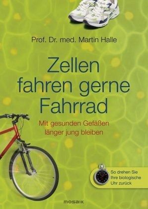 Zellen fahren gerne Fahrrad - Halle, Martin