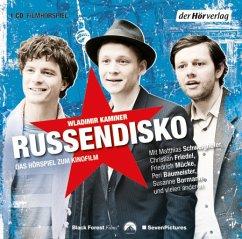 Russendisko, 1 Audio-CD - Kaminer, Wladimir