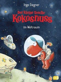 Der kleine Drache Kokosnuss im Weltraum / Die Abenteuer des kleinen Drachen Kokosnuss Bd.17 - Siegner, Ingo