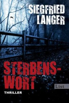 Sterbenswort - Langer, Siegfried