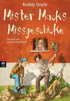 Mister Macks Missgeschicke - Doyle, Roddy
