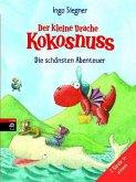 Die schönsten Abenteuer / Die Abenteuer des kleinen Drachen Kokosnuss Bd.6+8