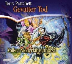 Gevatter Tod / Scheibenwelt Bd.4 (6 Audio-CDs) - Pratchett, Terry