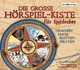 Die große Hörspiel-Kiste für Entdecker (4 Audio-CDs)