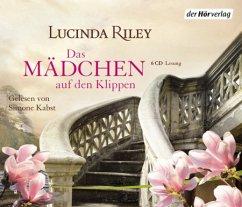 Das Mädchen auf den Klippen (6 Audio-CDs) - Riley, Lucinda