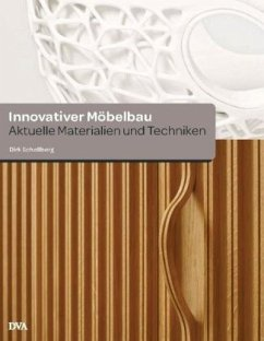 Innovativer Möbelbau