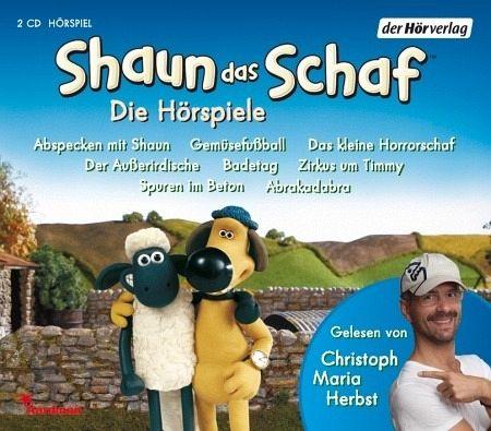 shaun das schaf, 2 audio-cds - hörbücher portofrei bei bücher.de