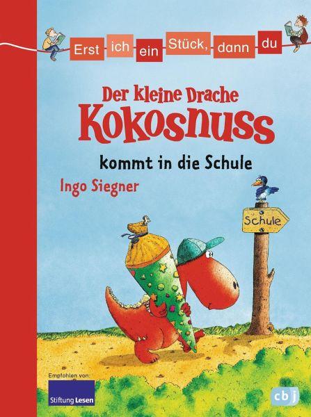 Der Kleine Drache Kokosnuss Kommt In Die Schule Erst Ich Ein Stück