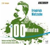Nietzsche in 100 Minuten (2 Audio-CDs)