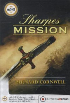 Sharpes Mission / Richard Sharpe Bd.7 (1 MP3-CD)