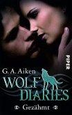 Gezähmt / Wolf Diaries Bd.1