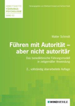 Führen mit Autorität - aber nicht autoritär