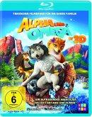 Alpha und Omega (Blu-ray 3D)