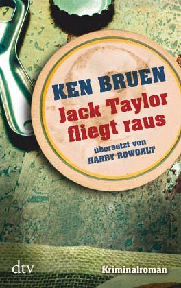 Buch-Reihe Jack Taylor von Ken Bruen