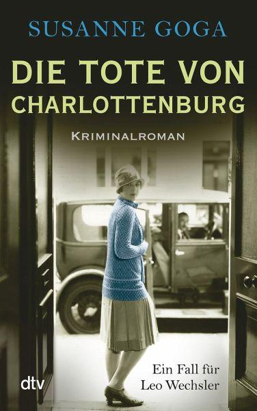 Die Tote von Charlottenburg von Susanne Goga-Regiokrimi