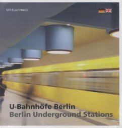 U-Bahnhöfe Berlin - Buschmann, Ulf