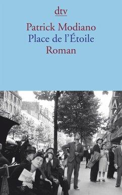 Place de l'Étoile - Modiano, Patrick