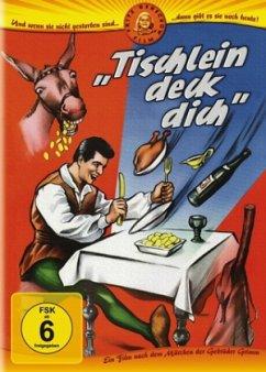 tischlein deck dich auf dvd - portofrei bei bücher.de