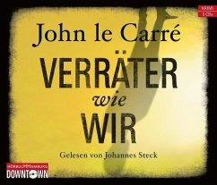 Verräter wie wir, 5 Audio-CDs - Le Carré, John