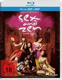 Sex and Zen: Extreme Ecstasy (Blu-ray 3D, Director's Cut)