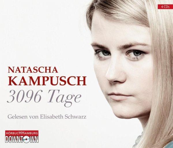 3096 Tage, 4 Audio-CDs - Kampusch, Natascha