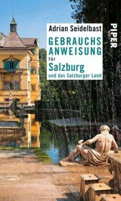 Gebrauchsanweisung für Salzburg und das Salzbur...