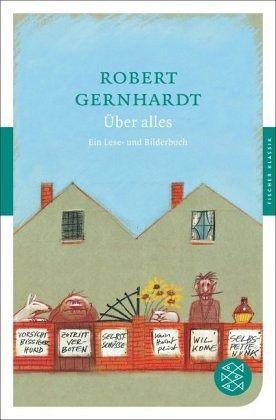 Über alles - Gernhardt, Robert