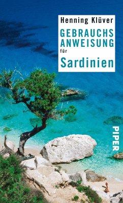 Gebrauchsanweisung für Sardinien - Klüver, Henning