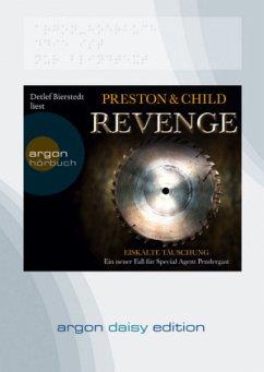 Revenge - Eiskalte Täuschung / Pendergast Bd.11 (1 MP3-CD) - Preston, Douglas; Child, Lincoln