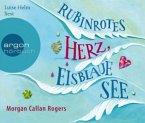 Rubinrotes Herz, eisblaue See, 5 Audio-CDs