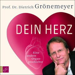 Dein Herz, 4 Audio-CDs - Grönemeyer, Dietrich