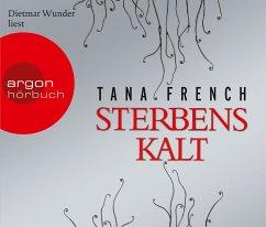 Sterbenskalt / Mordkommission Dublin Bd.3 (6 Audio-CDs) - French, Tana