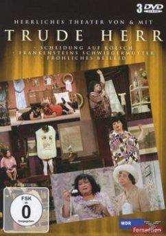 Trude Herr - Herrliches Theater von und mit Trude Herr DVD-Box - Herr,Trude