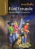 Abenteuerliche Schatzsuche / Fünf Freunde Sammelbände Bd.11