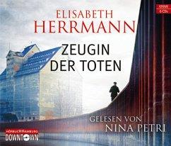 Zeugin der Toten / Judith Kepler Bd.1 (6 Audio-CDs) - Herrmann, Elisabeth