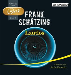 Lautlos, 2 MP3-CDs - Schätzing, Frank