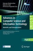 Advances in Computer Science and Information Technology. Networks and Communications