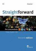 2 Class Audio-CDs / Straightforward, Pre-Intermediate (Second Edition)