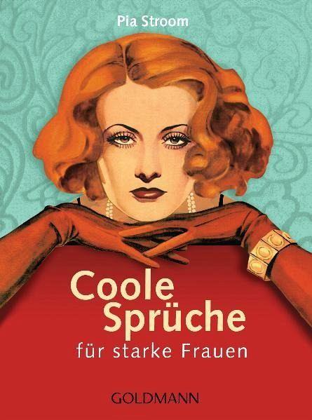 Coole spr che f r starke frauen als taschenbuch portofrei bei b - Coole und lustige bilder ...