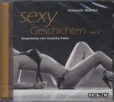 Sexy Geschichten, 1 Audio-CD